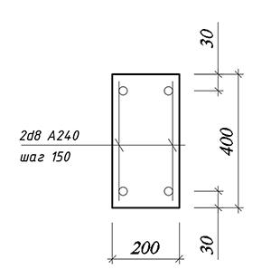 Сечения прямоугольных железобетонных балок куплю жби пенза